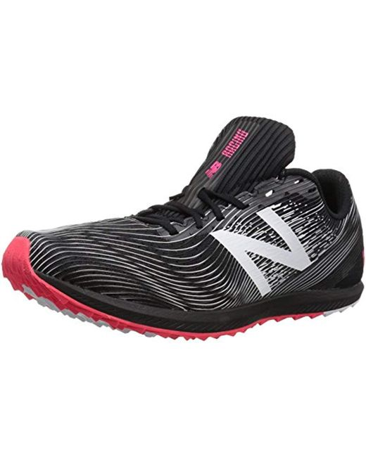 New Balance - Black 7v1 Cross Country Running Shoe - Lyst