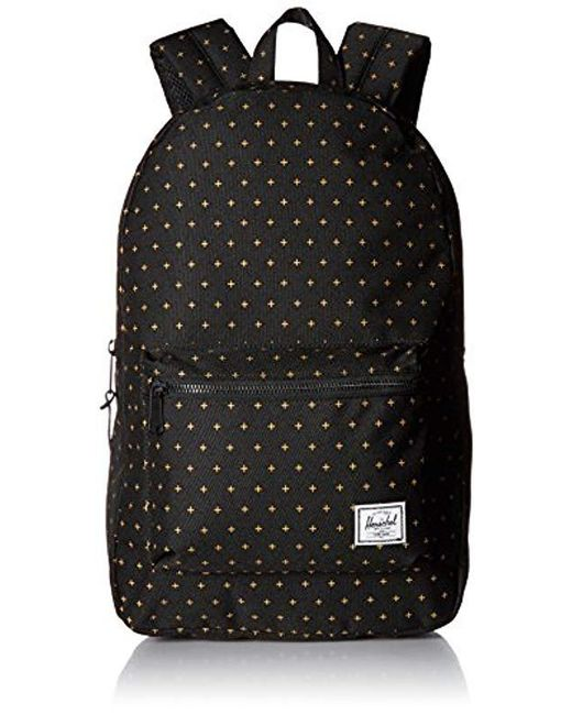 468cc7c679b1 Herschel Supply Co. - Black Settlement (forest Night) Backpack Bags for Men  ...