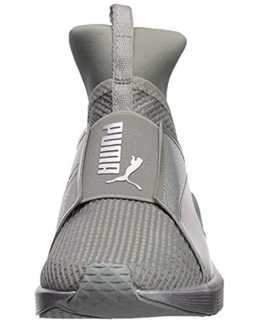 5641e771703 Lyst - PUMA Fierce En Pointe Wn Sneaker in Gray - Save 3%