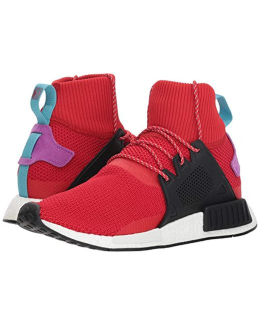 62db88189ea9 ... Adidas Originals - Red Nmd xr1 Winter Running Shoe for Men - Lyst ...
