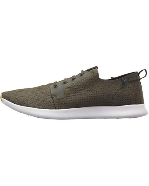 1c79f04f36c Lyst - Steve Madden Batali Sneaker in Green for Men - Save 1%
