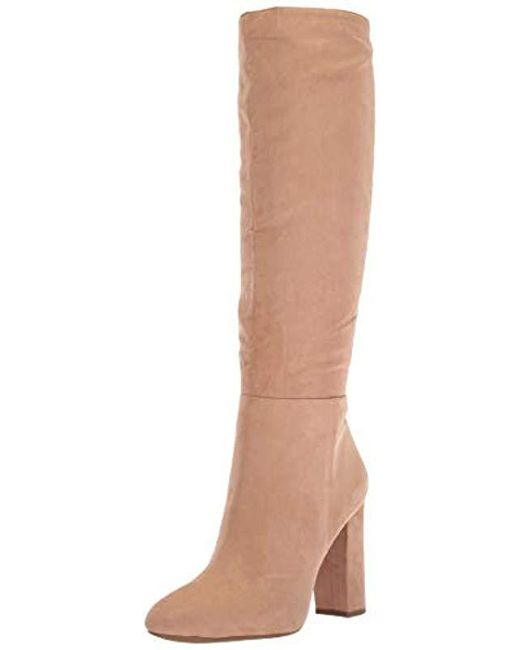 b1e913a2034c9 Circus by Sam Edelman - Brown Calla Knee High Boot - Lyst ...