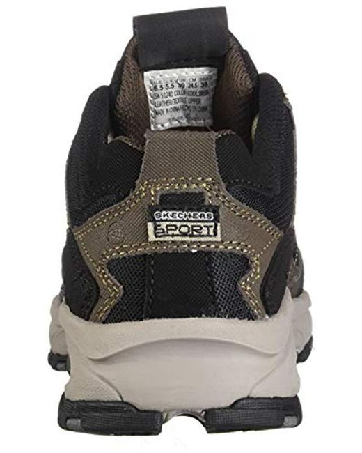 c8c8d67adc731 Skechers Vigor 2.0 Trait in Black for Men - Save 22% - Lyst