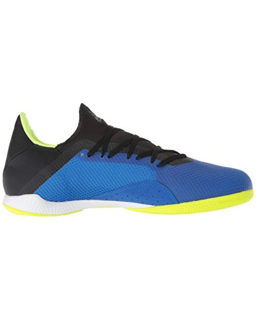 755a97f2329a adidas X Tango 18.3 Indoor Soccer Shoe in Blue for Men - Save 6% - Lyst