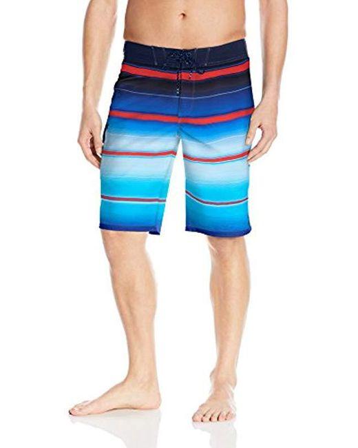Billabong - Blue All Day Stretch Boardshorts for Men - Lyst