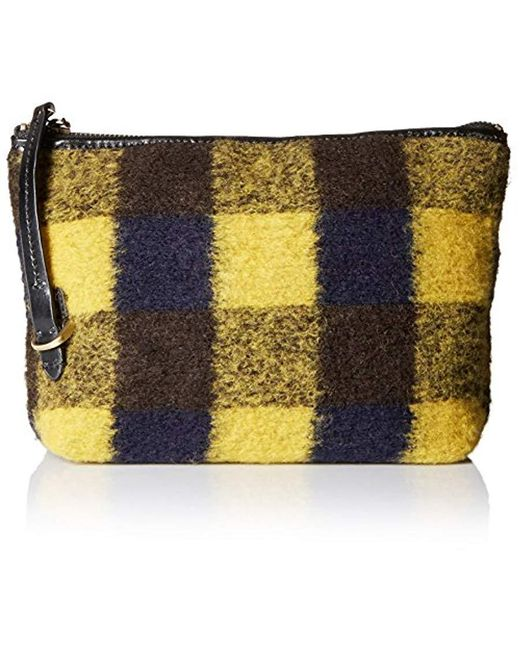 Kelsi Dagger Brooklyn - Multicolor Commuter Clutch, Plaid Multi - Lyst