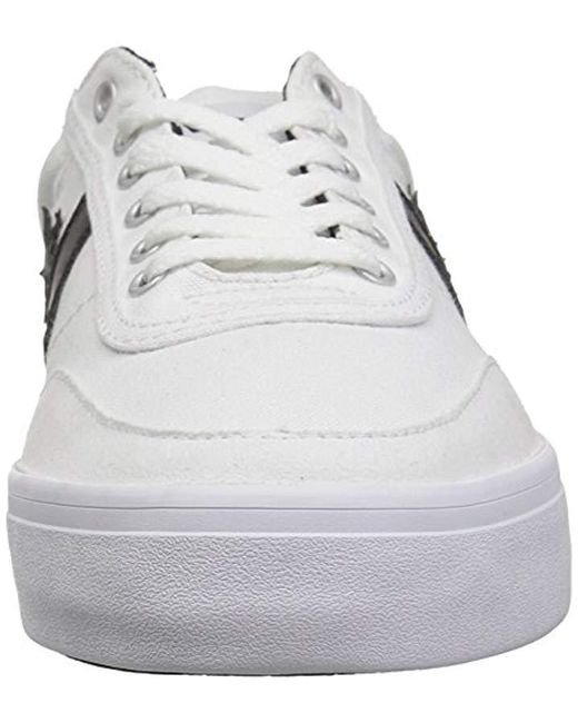 f6d4df5dbef7 ... Converse - White Courtlandt Low Top Sneaker for Men - Lyst ...