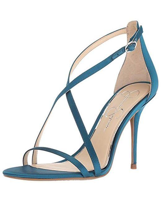 823bcc41c33 Lyst - Jessica Simpson Aisha in Blue - Save 56%