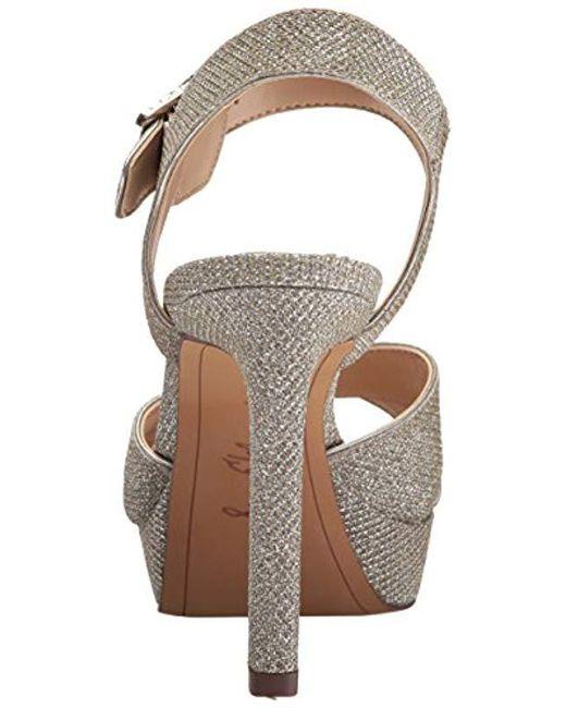 ea15871d2c249d ... Sam Edelman - Multicolor Jordan Heeled Sandal - Lyst ...