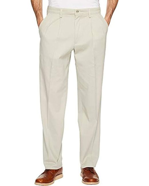 Dockers - Natural Easy Khaki Classic Fit Pant D3, for Men - Lyst