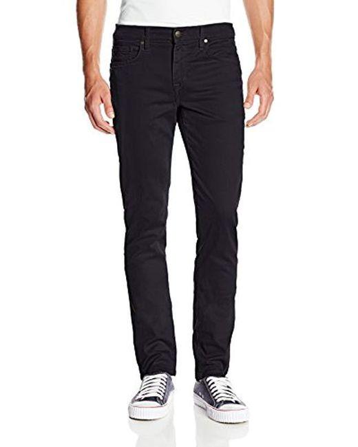 Joe's Jeans - Blue Slim Fit Neutral Colors for Men - Lyst