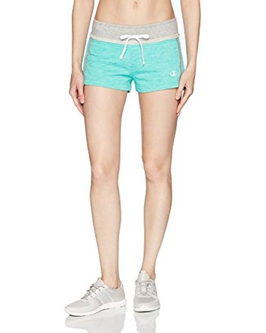 Champion - Blue Life European Collection French Terry Short (limited Edition) - Lyst
