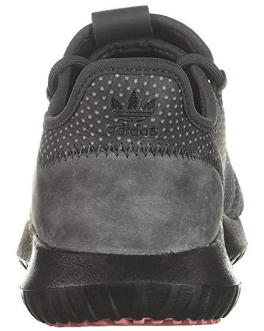 buy popular 73435 a948d Women's Black Tubular Shadow Running Shoe