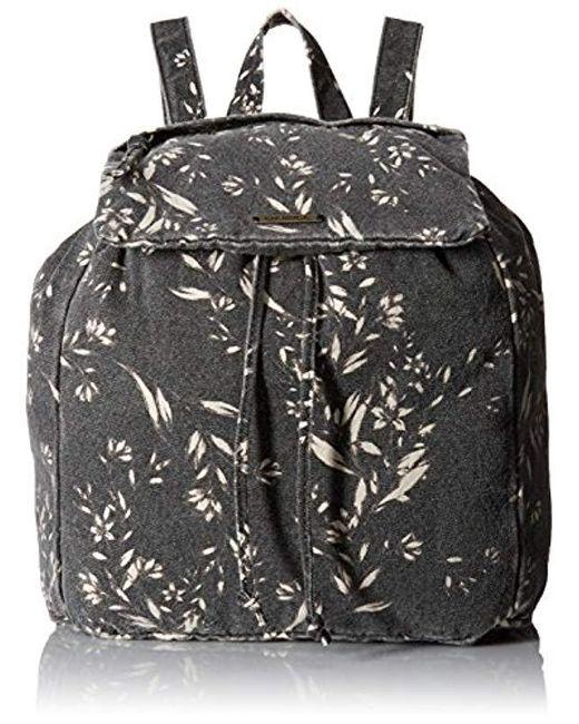O'neill Sportswear - Black Mini Starboard Backpack - Lyst