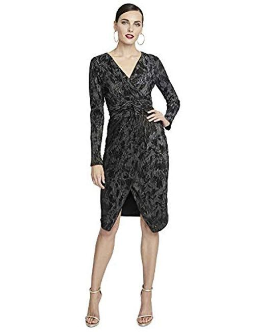 RACHEL Rachel Roy Black Silvia Dress