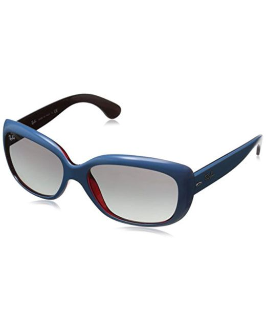 Ray-Ban - Blue 4101 Jackie Ohh Sunglasses - Lyst