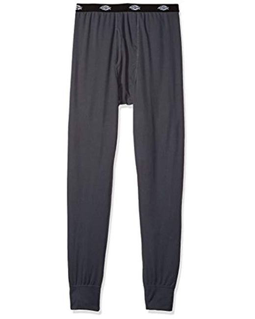 91a905afe0907e Lyst - Dickies Big And Tall Tech Mesh Baselayer Thermal Pant in Gray ...