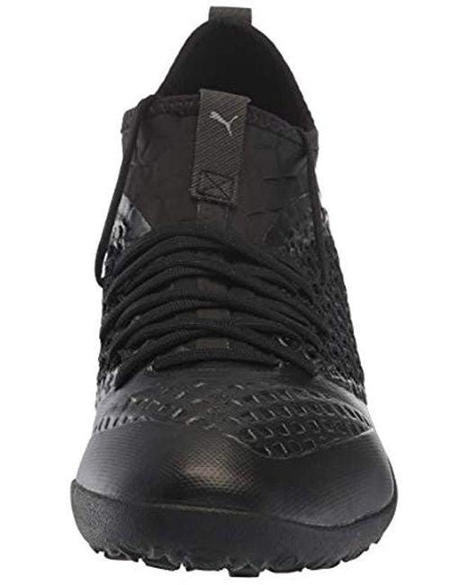 Lyst - PUMA Future 2.3 Netfit Tt Soccer Shoe in Black for Men - Save 41% 21f5b7e33