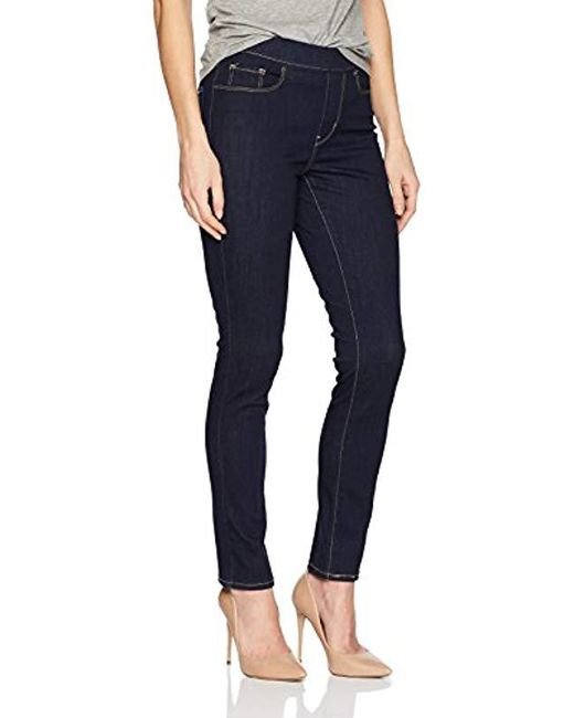 Levi's - Blue Pull On Jeans - Lyst
