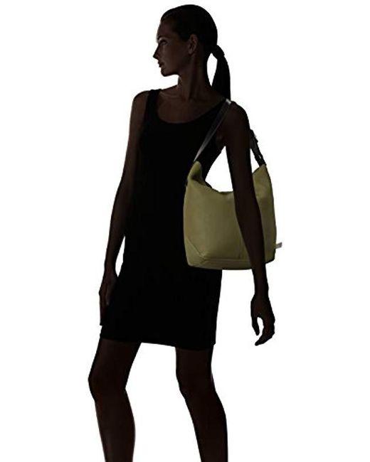 Lyst - Ecco Jilin Hobo Bag in Green - Save 36% b75e0b9da0a2a
