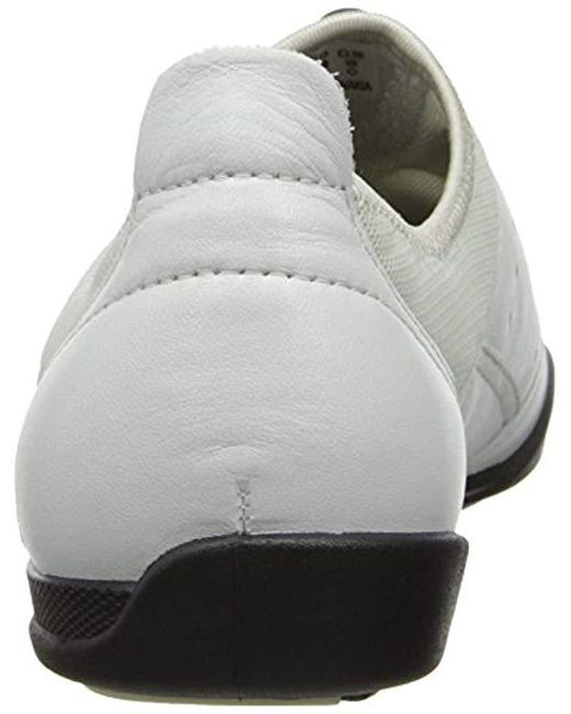 a91b20d027a2 Lyst - Ecco S Bluma Toggle Sneaker in White