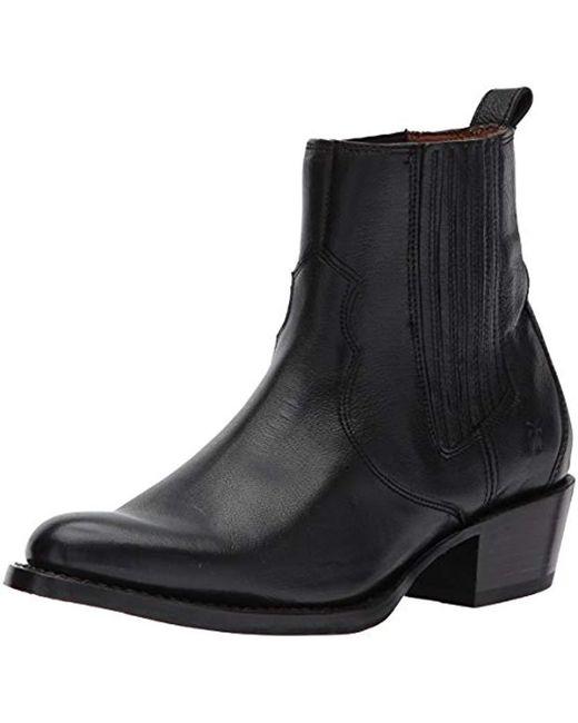 Frye - Black Diana Chelsea Boot - Lyst
