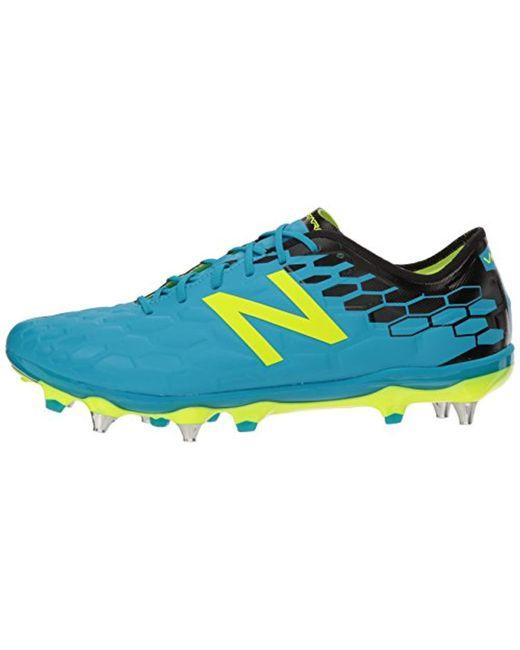 d2e4399615b09 New Balance Visaro 2.0 Pro Sg Soccer Shoe in Blue for Men - Save 28 ...