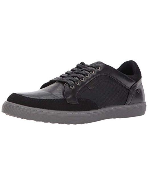 81bf2f881af Steve Madden - Black Gasper Fashion Sneaker for Men - Lyst ...