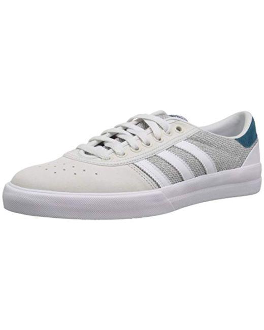 70084651a63 Adidas Originals - Gray Lucas Premiere Running Shoe for Men - Lyst ...