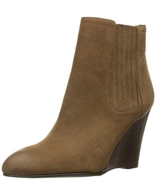 Sam Edelman - Brown Gillian Ankle Bootie - Lyst