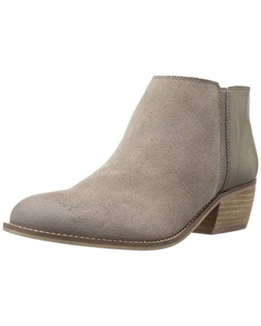 Dune - Gray Penelope Boot - Lyst