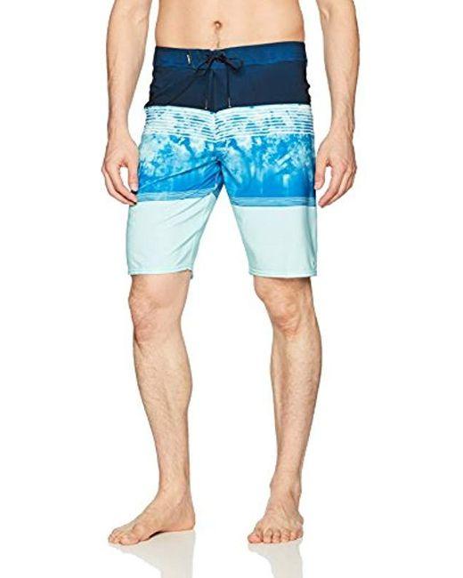 O'neill Sportswear Blue Hyperfreak Lanai Boardshort for men