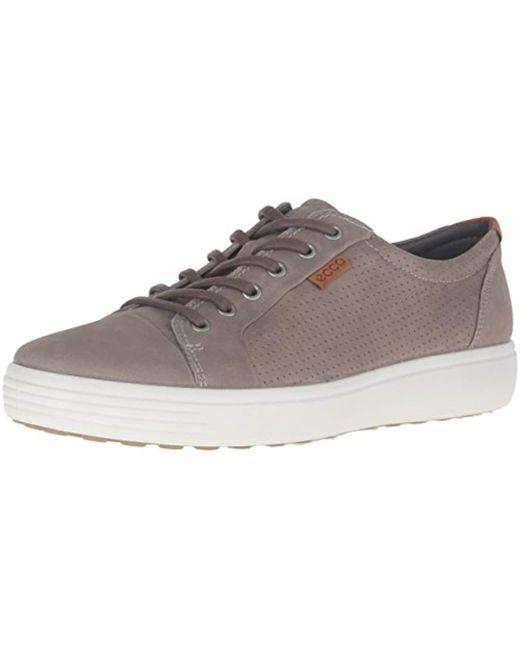 0ceea6f84997b Ecco - Multicolor Soft 7 Fashion Sneaker for Men - Lyst ...