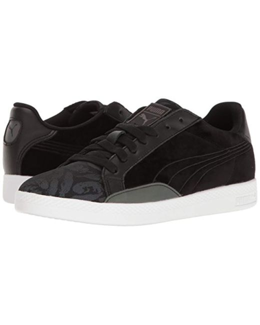 fca00591e1a Lyst - PUMA Match Swan Wn s Fashion Sneaker in Black - Save 36%