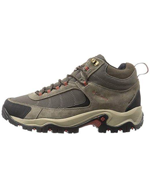0d3946b0012db7 ... Columbia - Multicolor S 1723841 Granite Ridgetm Mid Waterproof for Men  - Lyst ...