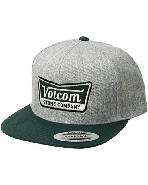 Volcom - Multicolor Cresticle Hat for Men - Lyst