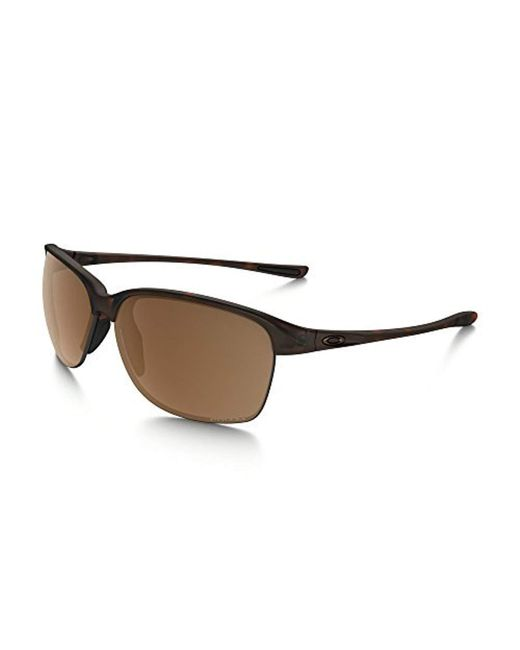 Oakley - Brown S Unstoppable Sunglasses (oo9191) Plastic,nylon - Lyst