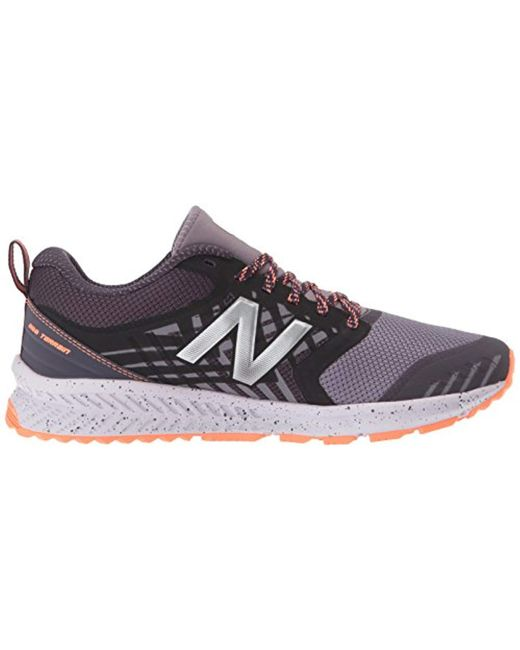 half off 7895b 71229 ... New Balance - Multicolor Nitrel V1 Fuelcore Trail Running Shoe,  Elderberry, ...
