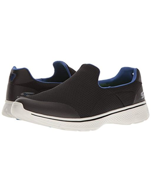 exquisite style price reduced high fashion Men's Black Performance Go Walk 4 Incredible Walking Shoe