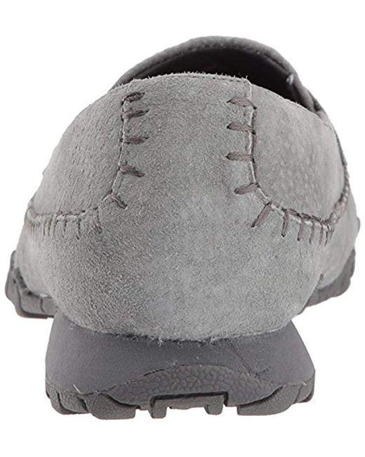 4d942621045 Lyst - Skechers Bikers-penny Lane Loafer in Gray - Save 20%