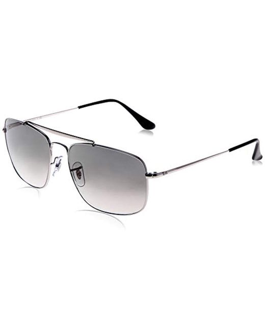 afd4d17a41c Ray-Ban - Metallic Rb3560 The Colonel Sunglasses for Men - Lyst ...