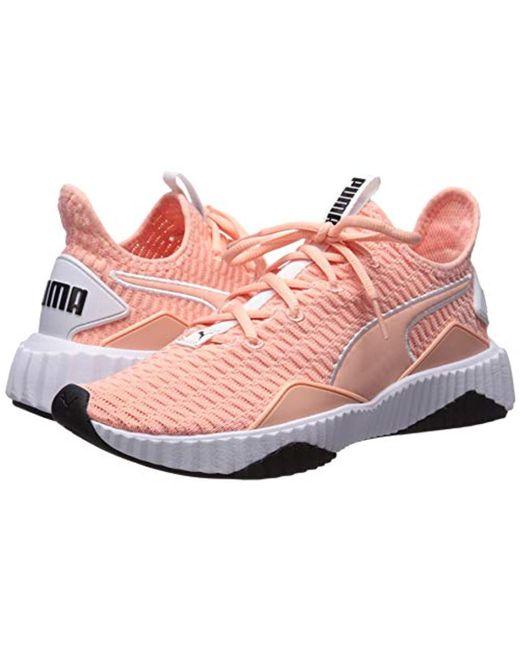 5f96a2392cb184 ... PUMA - Multicolor Defy Sneaker - Lyst ...