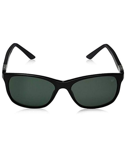 0ebb5e5d5b ... Tag Heuer - Green Legend 9382 Square Sunglasses for Men - Lyst ...