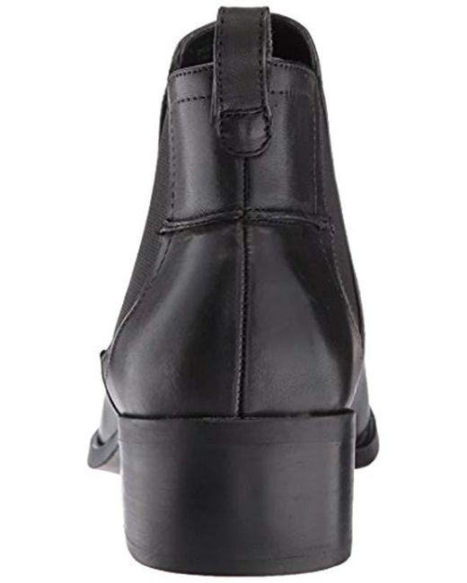 817d200bce1 Lyst - Steve Madden Dicey Ankle Bootie in Black - Save 10%