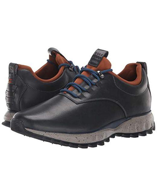... Cole Haan - Gray Zerogrand Explore All Terrain Oxford Waterproof Hiking  Shoe for Men - Lyst ... 3e38f8bc3