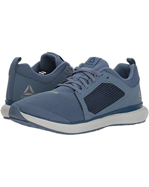 big sale 9eaf6 920f2 Reebok - Blue Driftium Ride Running Shoe for Men - Lyst ...