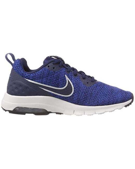 24be955ff94d ... Nike - Blue Air Max Motion Lw Le Low-top Sneakers for Men - Lyst ...