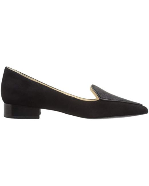 4e717f13e8ab Lyst - Cole Haan Dellora Skimmer Ballet Flat in Black - Save 26%