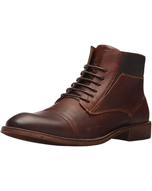 Steve Madden - Brown Quibb Chukka Boot for Men - Lyst