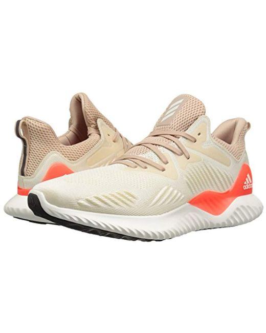 91a2659d3109c ... Adidas Originals - White Alphabounce Beyond Running Shoe for Men - Lyst  ...